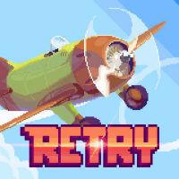 "Even Rovio has made a Flappy Bird-like game called ""Retry"""