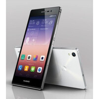 Sleek and stylish Huawei Ascend P7 is announced