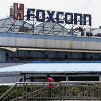 Foxconn's monthly revenue declines 4.35% during April, from the prior month