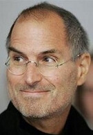 Steve Jobs shows up for work at Apple on Monday?