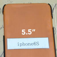 Case leak reveals dimensions for 5.5 inch Apple iPhone phablet?