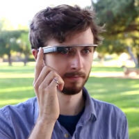 Minuum shows off its keyboard on Google Glass and beyond
