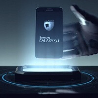 Galaxy 11: The Samsung Galaxy S5 and soccer, okay, football, will save the planet