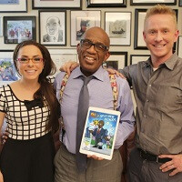Love the weather enough to play a video game about it?  Al Roker has an app for that