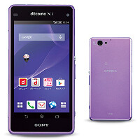 Sony Xperia A2 is official in Japan, comes mid-June in lavender and orange