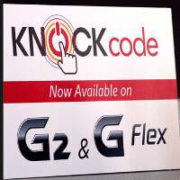 Knock Code update sent out to owners of international LG G2