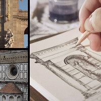 Samsung's latest video promo for the Galaxy NotePRO helps design a masterpiece