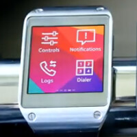 Video shows test build of Tizen update heading to Samsung Galaxy Gear