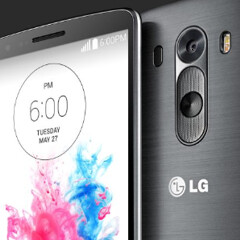 Latest LG G3 renders show a new, simple lock screen
