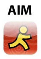 AIM with push notifications is available on App Store