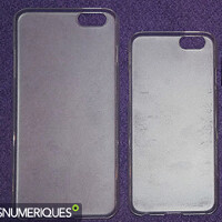 Cases for both 4.7 inch and 5.5 inch Apple iPhone 6 photographed?