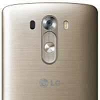Say cheese: LG G3 photographed in White and Gold