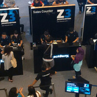 BlackBerry Z3 enjoys strong launch weekend in Indonesia