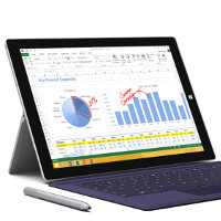 Surface Pro 3 vs Surface Pro 2 vs Surface Pro: specs comparison