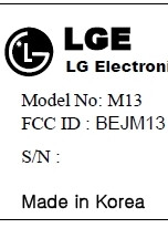 Mysterious new LTE transmitter by LG approved by the FCC