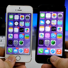 "Here's how iOS 8 could look like on the 4.7"" display of an iPhone 6 (video)"