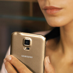 Gold Samsung Galaxy S5 launching in the US on May 30 via all major carriers