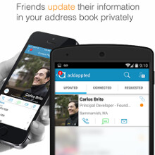 Addappt: up-to-date contacts is the intelligent address book app you've been waiting for on Android