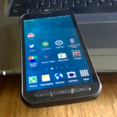 Samsung Galaxy S5 Active seems to have a 5.2-inch screen, should be as waterproof as Sony's Xperia Z2
