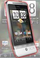 HTC Hero introduces the new Sense UI