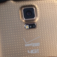 Verizon's gold Samsung Galaxy S5 to be released on May 31st