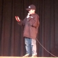 Watch a 10-year-old Windows Phone fan present the WP love at a school talent show
