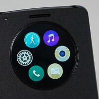 LG G3 QuickCircle case pops up in all variations, reveals custom interactive menus