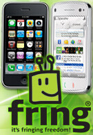 fring now supports iPhone 3.0 and Nokia N97