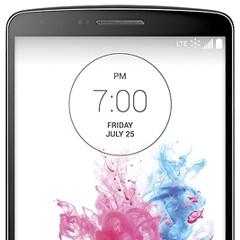 Sprint's LG G3 shows up: no extra logos, Spark LTE visible