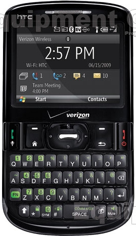 More images of the HTC Ozone for Verizon