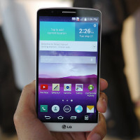 LG G3 hands-on: the QHD behemoth is here