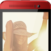 New HTC One M8 Ace pictured in red, blue, white and grey