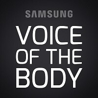 "Samsung to channel the ""Voice of the Body"" at media event today"
