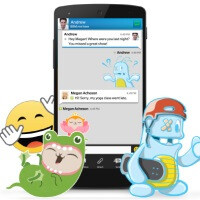 BBM 2.2 update brings simplified sign-up, new emoticons, and more goodies