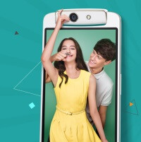 Oppo announces 5-inch Oppo N1 Mini smartphone with 13MP rotary camera