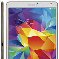 Samsung Galaxy Tab S 8.4 renders show up, all sides visible