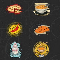 New BBM stickers include World Cup themed pack from Coca-Cola, and food themed Nummies