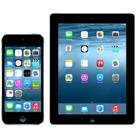 which iphone and ipad models will get ios 8? apple posts