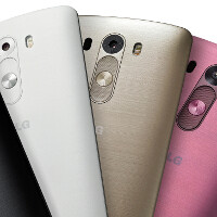 Confirmed: LG G3's back cover contains actual metal