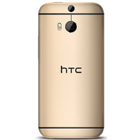 Verizon announces HTC One (M8) in Amber Gold and Glamour Red; both to launch on Thursday
