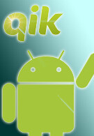 Testing Qik for Android