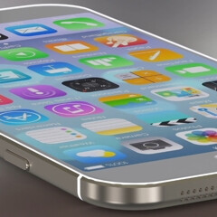 New iPhone 6 concept (with iOS 8) gets compared to Samsung's Galaxy S5 and the iPhone 5s