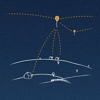 Google's Project Loon takes out power lines during test flight in Washington