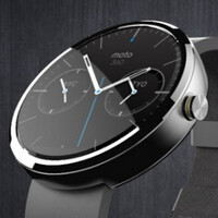 Motorola Moto 360 smartwatch makes its late night television debut