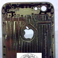 Alleged iPhone 6 shell snapped from all sides, shows larger, thinner metal handset
