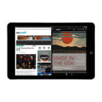 iOS 8 beta code hints at split-screen multitasking