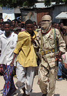 Attention! Do not steal cell phones in Somalia