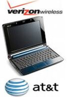 Netbooks becoming more prominent in carrier stores