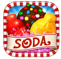 Candy Crush Soda Saga, the sequel to Candy Crush Saga, got soft-launched on Android