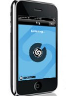 Shazam update takes advantage of iPhone OS 3.0